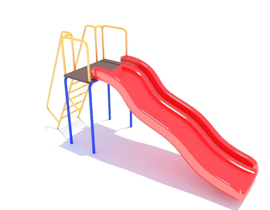 Single-Wave-Slide