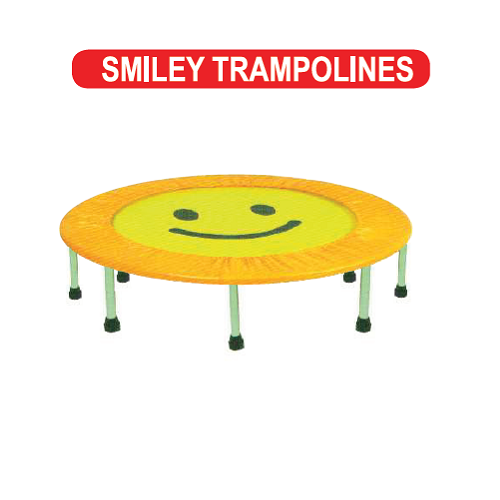 Smiley-Trampoline