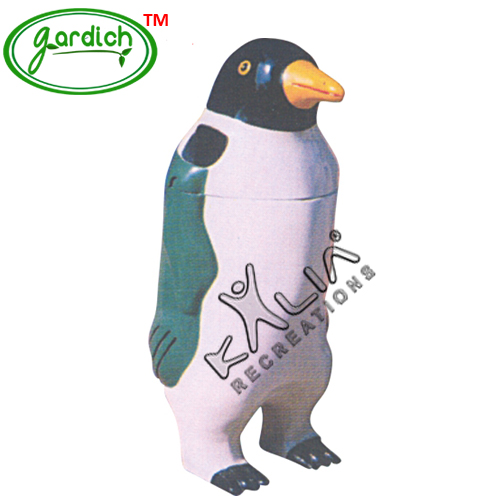 Penguin-Dustbin