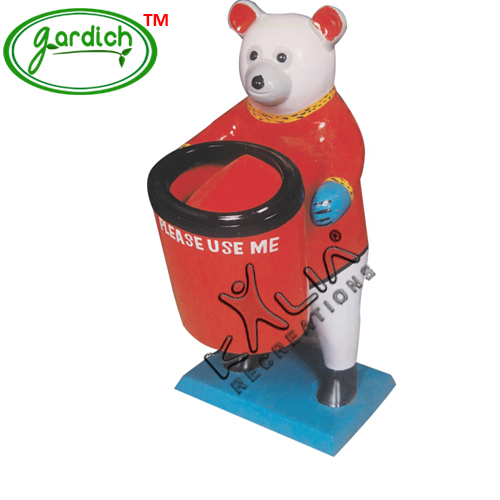Bear-Dustbin