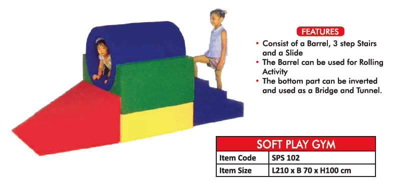One-Soft-Play-Gym