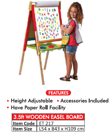 Wooden-Easel-Board