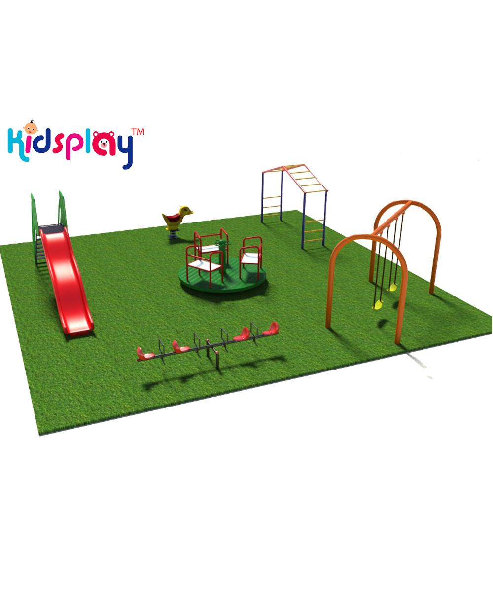 Premium Outdoor Kids Play Area KP-KR-P102