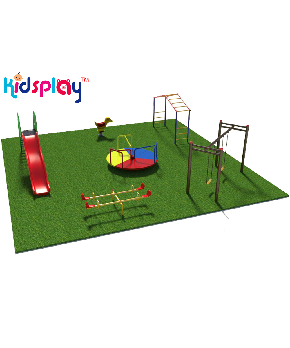 Platinum Outdoor Kids Play Combo KP-KR-P103