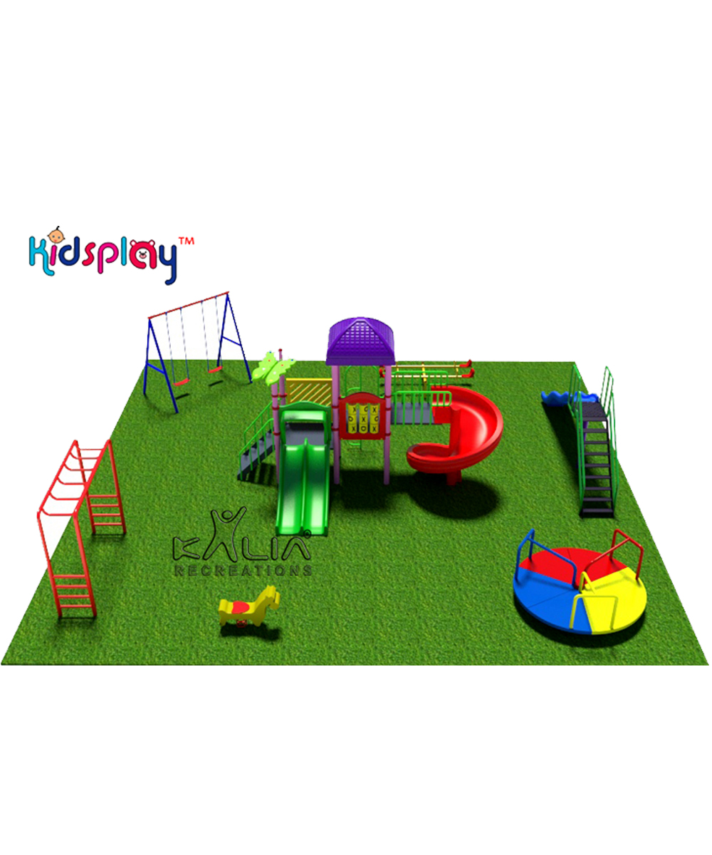 Titanium Kids Outdoor Playground Set KP-KR-P104