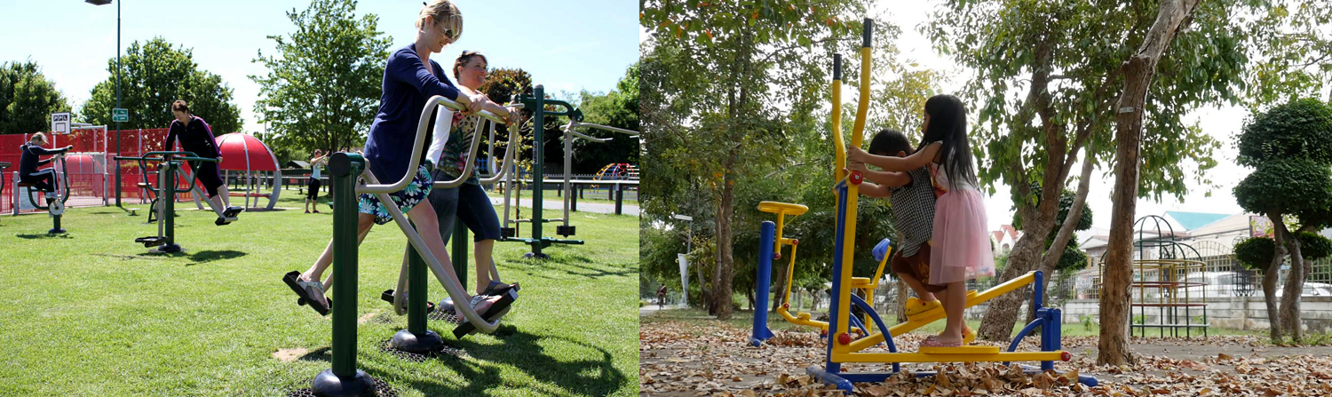 OUTDOOR FITNESS GYM EQUIPMENT MANUFACTURERS